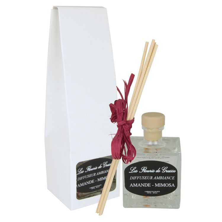DIFFUSEUR AMBIANCE MAISON AMANDE MIMOSAS  100 ml